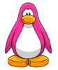 Pink Penguin Create