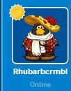 Rhubar online
