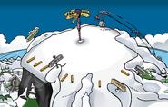 Telescope Pin location