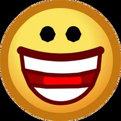 Emoticon contento