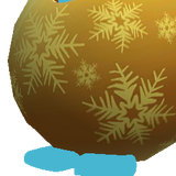 Gold Bauble icon