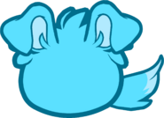 Puffle dog icon