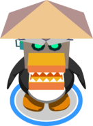 The Sensei-bot in-game