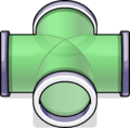 4-Way Puffle Tube sprite 011