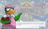 Diálogo Fiesta de la Isla de Club Penguin 10
