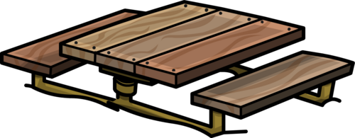 Dock picpls table
