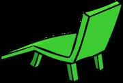 Green Deck Chair sprite 003