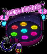 Lanza Puffitos