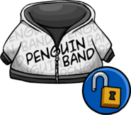 Cangurito de la Penguin Band icono des