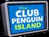 Club Penguin Island Party logo