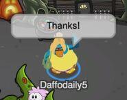 Daffodaily5: ¡Gracias!