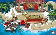 Island Adventure Party 2010 Dock