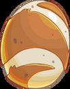 Prehistoric 2014 Eggs Pteranodon Orange