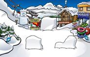 Snow Sculpture Showcase Ski Village