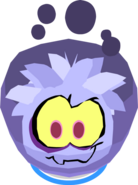 Traje de Puffle Fantasmagórico sprites