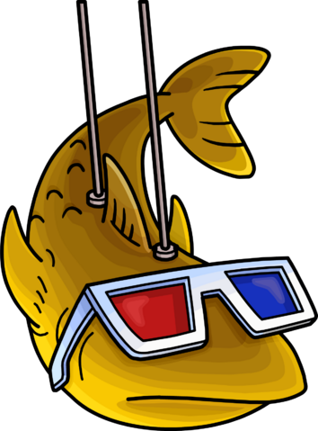 File:Fluffy wearing 3D Glasses.png