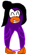 Animated Superbpuffle Happy