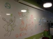 Club Penguin HQ Dibujos