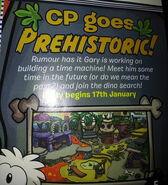 Dinosaur Party 2013