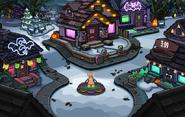 Fiesta de Noche de Brujas 2015 Fuerte Nevado EPBot malvada