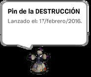 PinDeLaDestrucciónÁlbum