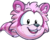 Puffle pink1010 paper