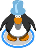 Blue Top Hat112233