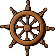 Captain's Wheel sprite 002