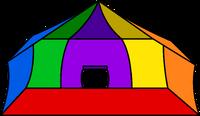 Circus Tent igloo icon ID 29