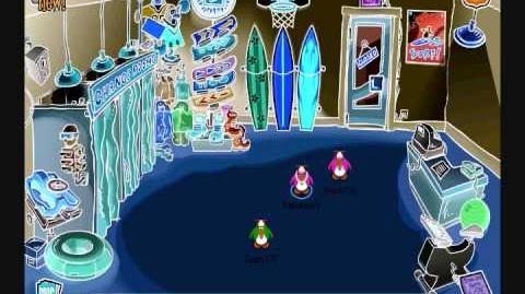 Club Penguin - April Fools Day 2008