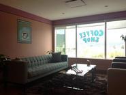 Club Penguin HQ Cafetería