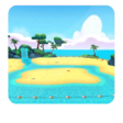 Location Island icon