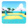 Location Island icon