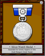 Mission 7 Medal full award