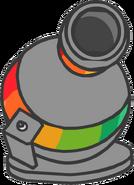 Rainbow Cannon
