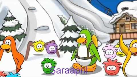Club Penguin Commercial English )