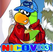 Nicov Icon