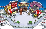 Penguin Games Town
