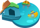 Sea Caves map icon
