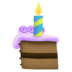 Supplies Cake Slice icon