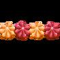 Calcomanía Escarcha Roja Amarilla icono