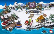 Cave Maze Dock