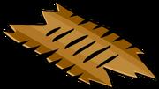 Sabre-tooth Rug sprite 002