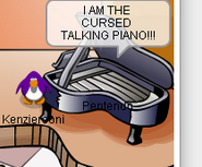 Talking Piano