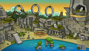 The Cove during the Prehistoric Party 2013
