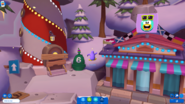 Waddle On Party Boardwalk change rooms