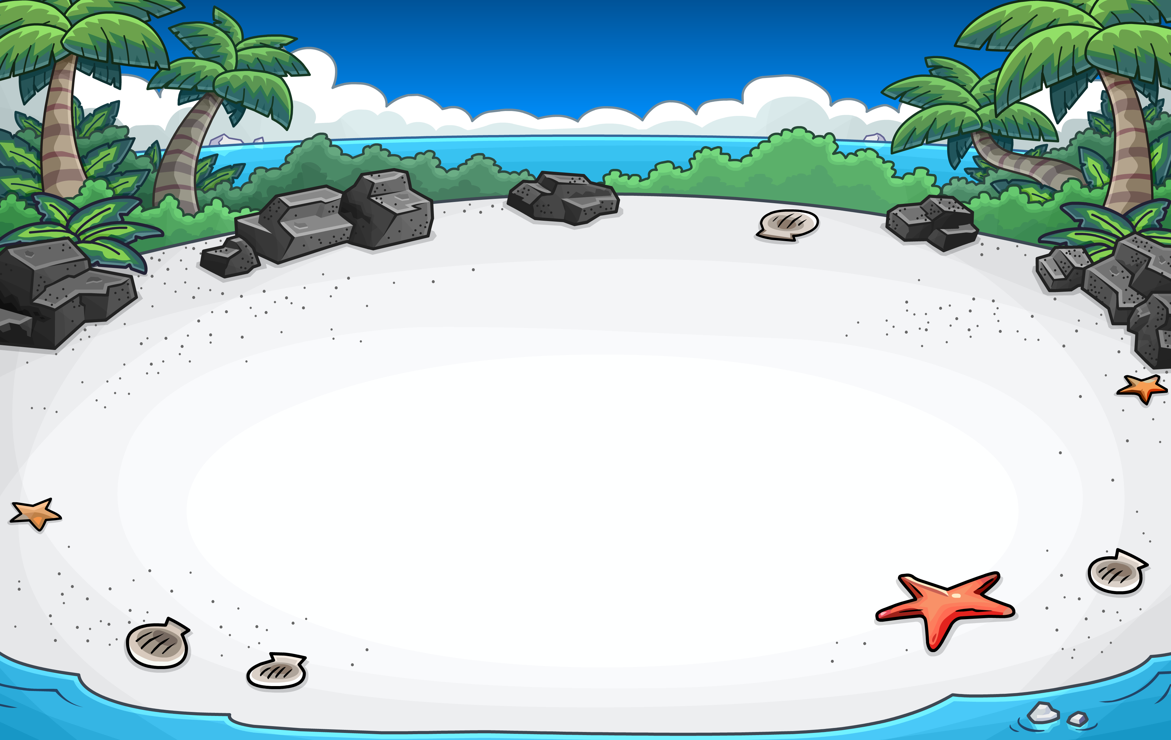image beach location png club penguin wiki fandom powered by wikia
