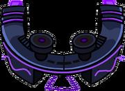 Cabina de DJ icono