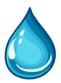 Clean Water Pin icon