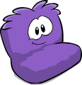 Fuzzy Purple Couch sprite 004
